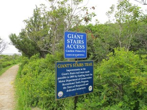 """Giant Stairs Trail"""
