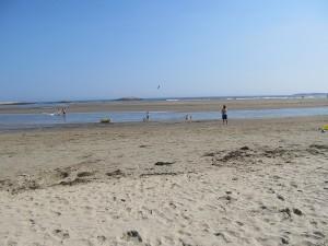 """Popham Beach"""