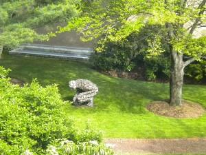 """""""Portland Museum Garden"""""""